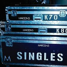 MAROON 5 - SINGLES (BRAND NEW SEALED CD)