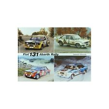 FIAT 131 ABARTH RALLY - LIVRE NEUF