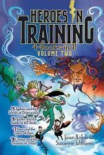 Heroes in Training: Heroes in Training 4-Books-In-1! Volume Two : Typhon and...