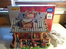 Lemax Cedar Creek Outfitters Lighted Building #540