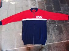 Scapin Jersey cycling wool 80% vintage L'Eroica