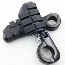 """1 1/2"""" Dually Highway P-Clamps Large Foot Pegs For TRIUMPH 3 2300CC"""