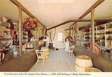 USA Old Bethpage Village Restoration, Country Store John M. Layton Store House