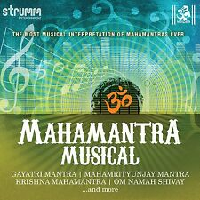 Mahamantra Musical By Om Voices - Original CD