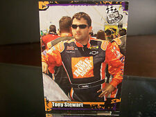 Tony Stewart #20 Home Depot Press Pass 2006 Card #TSA Wal-Mart Exclusive