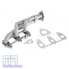 Manzo 3-1 Stainless Steel Header Manifold RX8 RX-8 SE3P 04-11 RENESIS 13B-MSP