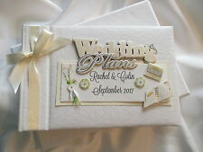 Personalised Wedding Planner/Journal/Diary - Gift
