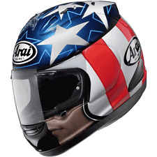 Arai Corsair V Nicky GP FREE Ship option Easy Rider helmet Hayden USA Flag RX-7