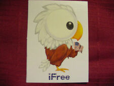 14 iToons Bird Stickers 14 different design sheets parties gifts scrapbooking