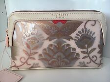 TED BAKER OPULENT ORIENT  SMALL  MAKE UP WASH BAG GIFT