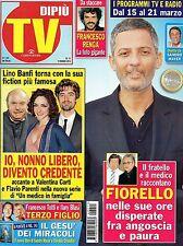Dipiù Tv.Rosario Fiorello,Matthew McConaughey,Nadir Caselli,Fabio La Fata,hhh