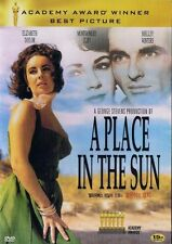 A Place In The Sun (1951) New Sealed DVD Elizabeth Taylor