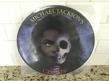 MICHAEL JACKSON - GHOSTS - BRAND NEW PICTURE DISC LP VINYL RECORD