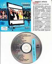 VCD VIDEO CD EMINEM KATY PERRY GREEN DAY BLACK EYED PEAS KELLY CLARKSON COLDPLAY