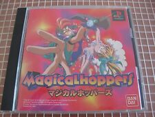 MAGICAL HOPPERS JAP COMPLETE PLAYSTATION PSX PS1