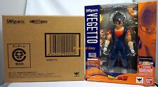 Brand New Bandai Tamashii Web Exclusive S.H.Figuarts Dragonball Z Vegetto USA