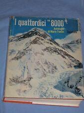 I QUATTORDICI 8000 - Antologia di Mario Fantin - Zanichelli (B2)