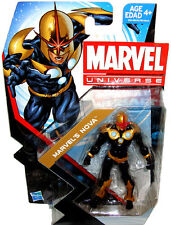 Marvel Universe Marvel's Nova Action Figure MOC Series 5 #016 Sealed Comic Toy