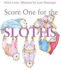Score One for the Sloths, Lester, Helen, Good Book