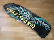 NOS POWELL STEVE CABALLERO BAN THIS SKATEBOARD SKATE DECK NEW 1989