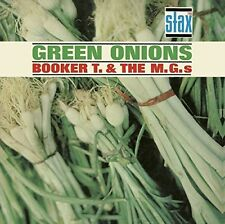 BOOKER T.& THE MG'S - GREEN ONIONS  CD NEU