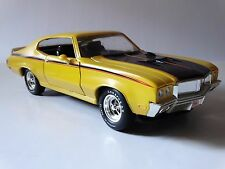 Ertl American Muscle 1970 Buick GSX QVC Limited 1:18 Scale Diecast Model Car