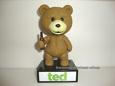 """Ted the Bear"" Wackelkopf-Figur mit Sound Wacky Wobbler Bobble Head Funko Bär"