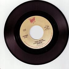 DAVIS, Paul  (Darlin'  //  Ride 'em Cowboy)  Bang ZS8 5201 = REISSUE copy