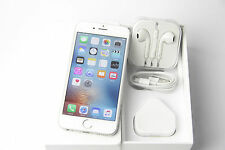 Apple iPhone 6 - 64GB - Silver (O2) GOOD CONDITION, GRADE B 412