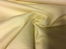 Magnifique coton dos enduit recouvert de tissu 4.3 mètres