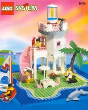 NEW Lego Town Paradisa 6414 Dolphin Point NEW Sealed 1995' Girls