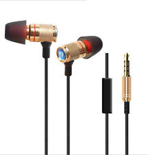 High Quality Bass Stereo In-ear 3.5mm Headphone Earphone For iPhone/Samsung/MP3