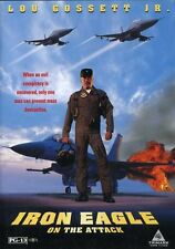 Iron Eagle on the Attack (2004, DVD NEUF) CLR/CC/DSS/Keeper
