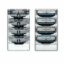 4 Blades For Gillette Fusion Razor Shaving Shaver Trimmer Refills Cartridges US9