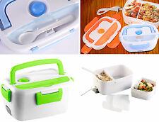 Portavivande riscaldabile elettronico.Riscalda cibo alimenti contenitore pranzo