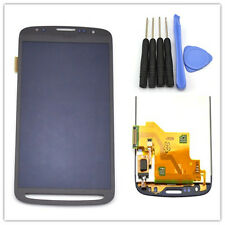 New LCD Display &Touch Screen Glass Panel Fr Samsung Galaxy S4 Active i9295 Grey