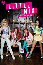 Little Mix - Group POSTER 61x91cm NEW * girl band Perrie Jesy Leigh-Anne Jade