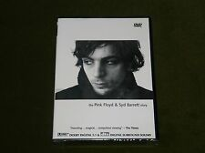 PINK FLOYD & SYD BARRETT STORY DVD SEALED Roger Waters Rick Wright David Gilmour