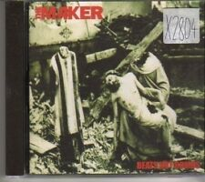 (CL401) The Maker, Beats Not Bombs - 2004 CD