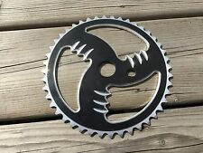 OLDSCHOOL BMX CHAINRING 44T ALUMINIUM SKYWAY MONGOOSE GT HARO DK HUTCH REDLINE 1