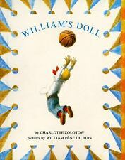 William's Doll by Charlotte Zolotow (1972, Hardcover)