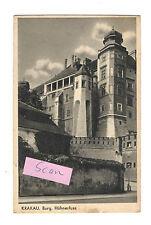 Krakau  Burg Huhnerfuss ca 1940 ?