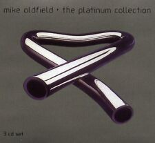 3 CD MIKE OLDFIELD - The platinum collection +RARE+