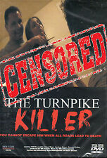 The Turnpike Killer DVD New York Horror Film Productions Brian Weaver