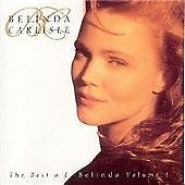 Belinda Carlisle : The Best of Belinda Vol.1 CD - HEAVEN IS A PLACE ON EARTH ETC