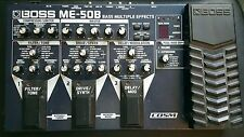 Boss ME-50B Multi-Effects Guitar Effect Pedal
