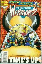The New Warriors # 50 (52 pages, glow-in-the-dark cover) (USA, 1994)