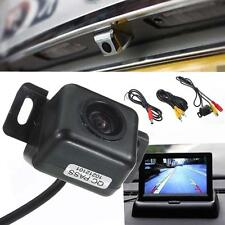 170° Waterproof HD Cars Night Vision Parking Rear View Camera for Benz Honda LUO