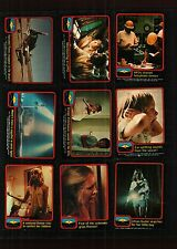 1979 TOPPS  CLOSE ENCOUNTERS  66 CARD SET EXCELLENT CONDITION