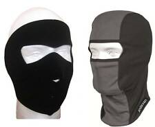 Andevan 1 Neoprene black facemask & Balaclava lined w/ Coolmax one size unisex